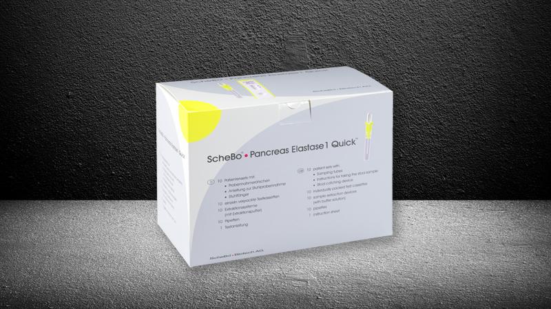 Prueba rápida de Función Pancreática Exocrina